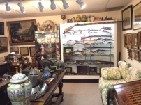wide view gun cabinet
